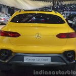 Mercedes GLC Coupe Concept rear at Auto Shanghai 2015