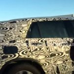 Mercedes GLC side IAB spied