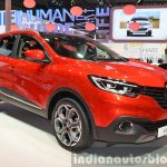 Renault Kadjar front three quarter at Auto Shanghai 2015