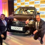 Renault Lodgy India launch live
