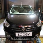 Renault Lodgy front India launch