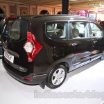 Renault Lodgy rear quarter India launch