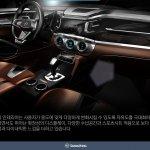 Ssangyong XAV Concept interior