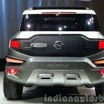 Ssangyong XAV Concept rear