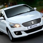 Suzuki Ciaz front quarter South Africa