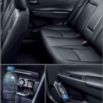 Suzuki Ciaz rear seat South Africa