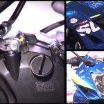 Suzuki Gixxer SF India teased