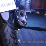 Suzuki Gixxer SF exhaust