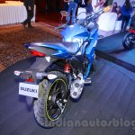 Suzuki Gixxer SF rear quarter