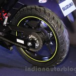 Suzuki Gixxer SF rear wheel