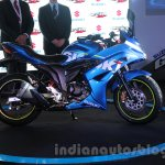 Suzuki Gixxer SF side angle