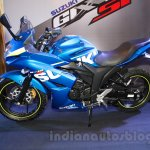 Suzuki Gixxer SF side