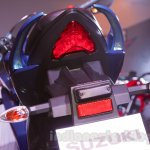 Suzuki Gixxer SF taillight