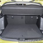 Suzuki SX4 S-Cross boot space at Auto Shanghai 2015