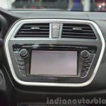 Suzuki SX4 S-Cross center console at Auto Shanghai 2015