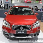 Suzuki SX4 S-Cross front at Auto Shanghai 2015
