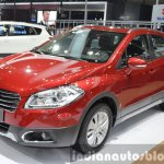 Suzuki SX4 S-Cross front three quarter at Auto Shanghai 2015