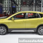 Suzuki SX4 S-Cross side at Auto Shanghai 2015