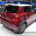 Suzuki Swift 20th Anniversary Edition rear three quarter at the Auto Shanghai 2015