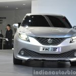 Suzuki iK-2 Concept bonnet grille and bumper at Auto Shanghai 2015