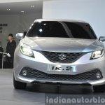 Suzuki iK-2 Concept bumper and grille at Auto Shanghai 2015