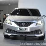 Suzuki iK-2 Concept front views at Auto Shanghai 2015