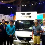 Tata Motors at the Manila International Auto Show 2015