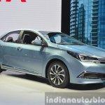 Toyota Corolla Hybrid at Auto Shanghai 2015