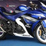 Yamaha R25 special edition Indonesia
