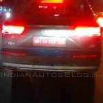 2015 Audi Q7 Gujarat spied