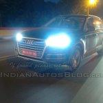 2015 Audi Q7 Matrix LED Gujarat spied