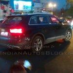 2015 Audi Q7 rear quarter Gujarat spied