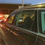 2015 Audi Q7 side Gujarat spied
