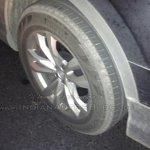 2015 Audi Q7 wheel Gujarat spied