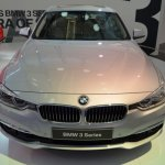 2015 BMW 3 Series facelift front live