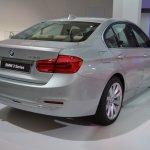 2015 BMW 3 Series facelift rear quarter live