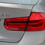 2015 BMW 3 Series facelift taillight live