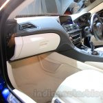 2015 BMW 6 Series Gran Coupe facelift dashboard