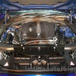 2015 BMW 6 Series Gran Coupe facelift engine bay