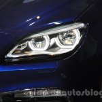 2015 BMW 6 Series Gran Coupe facelift headlight