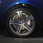 2015 BMW 6 Series Gran Coupe facelift wheel