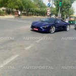 2015 DC Avanti front three quarter spotted in Delhi