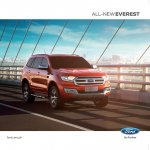 2015 Ford Everest Philippines brochure