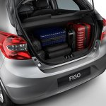 2015 Ford Figo hatchback boot press shot