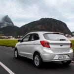 2015 Ford Figo hatchback for South Africa rear quarter press image