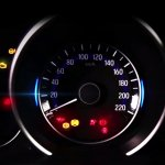 2015 Honda Jazz instrument cluster India