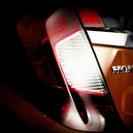 2015 Honda Jazz taillight India