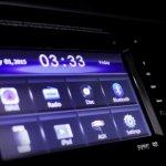 2015 Honda Jazz touchscreen system India