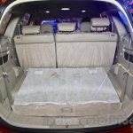 2015 Mahindra XUV500 facelift W10 boot
