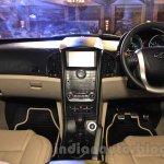 2015 Mahindra XUV500 facelift W10 cabin